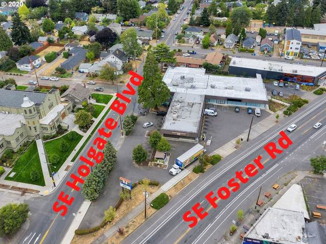 6144 SE Foster Rd, Portland, OR 97206 (MLS #20473975) :: Coho Realty
