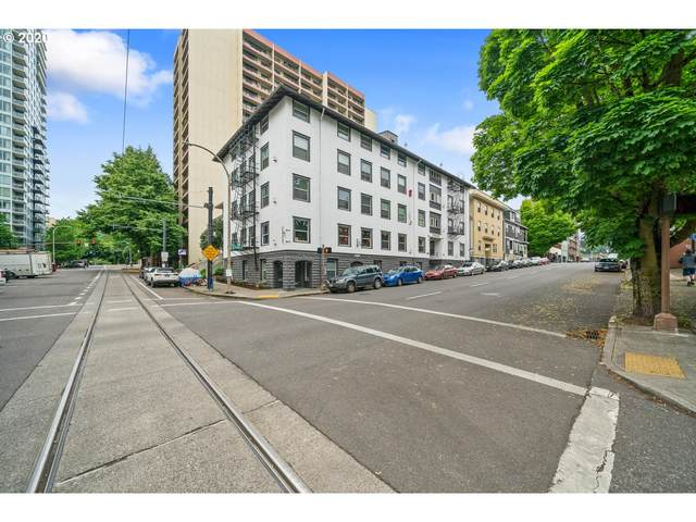 1104 SW Columbia St #106, Portland, OR 97201 (MLS #20473986) :: The Liu Group