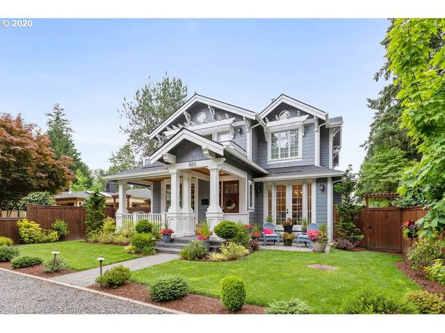 883 8th St, Lake Oswego, OR 97034 (MLS #20474215) :: Next Home Realty Connection