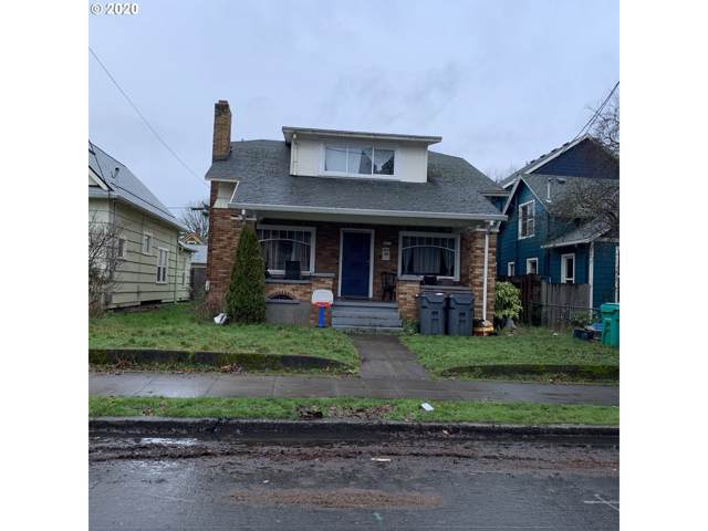 4411 SE 67TH Ave, Portland, OR 97206 (MLS #20474692) :: Gustavo Group