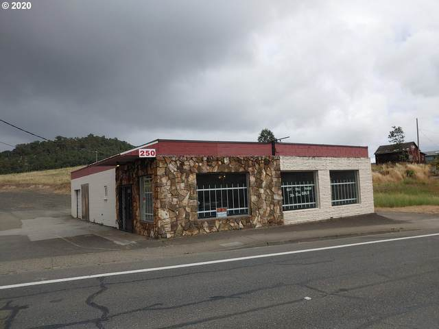 250 NW Main St, Winston, OR 97496 (MLS #20474832) :: Townsend Jarvis Group Real Estate