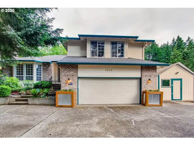 6633 SW 154TH Pl, Beaverton, OR 97007 (MLS #20474839) :: Fox Real Estate Group
