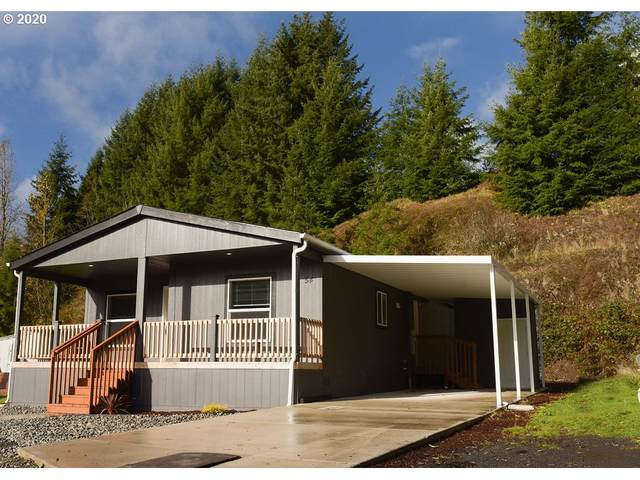 74866 Doan Rd 54-B, Rainier, OR 97048 (MLS #20474887) :: McKillion Real Estate Group