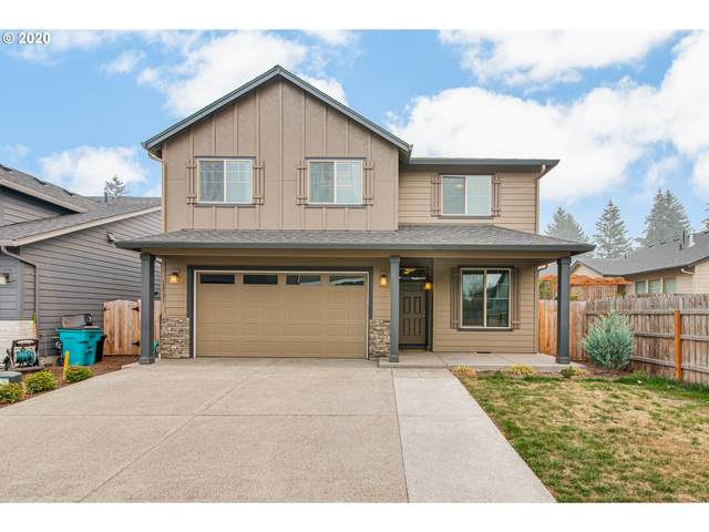 12521 NE 109TH St, Vancouver, WA 98682 (MLS #20475668) :: The Galand Haas Real Estate Team