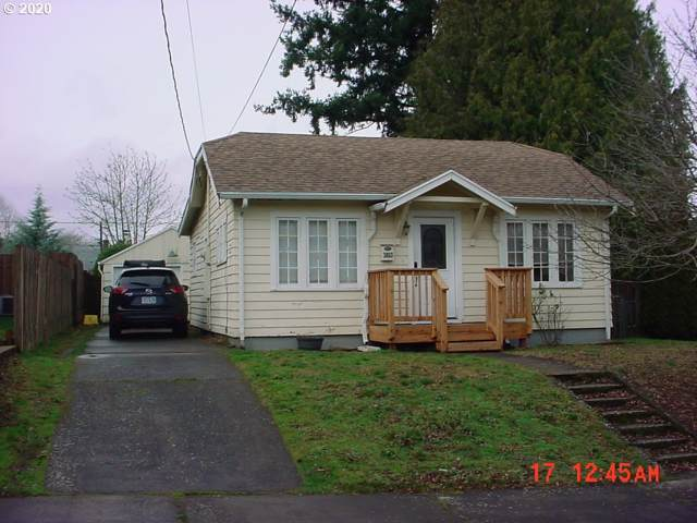 3853 NE 76TH Ave, Portland, OR 97213 (MLS #20475979) :: Next Home Realty Connection