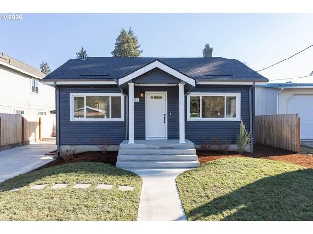 8828 N Calvert Ave, Portland, OR 97217 (MLS #20476384) :: Change Realty