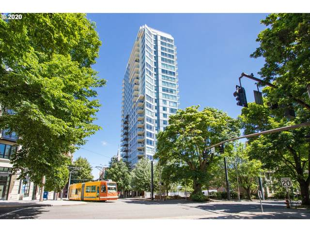 1500 SW 11TH Ave #802, Portland, OR 97201 (MLS #20476393) :: Fox Real Estate Group
