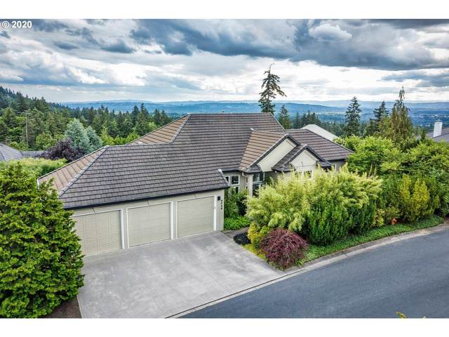 8046 NW Blue Pointe Ln, Portland, OR 97229 (MLS #20476833) :: TK Real Estate Group