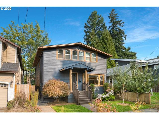 3915 SE Crystal Springs Blvd, Portland, OR 97202 (MLS #20476901) :: Fox Real Estate Group
