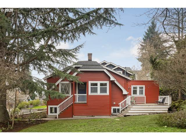 4615 NE Wistaria Dr, Portland, OR 97213 (MLS #20477027) :: Next Home Realty Connection