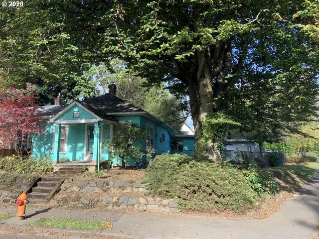 8601 N Hartman St, Portland, OR 97203 (MLS #20477330) :: Real Tour Property Group