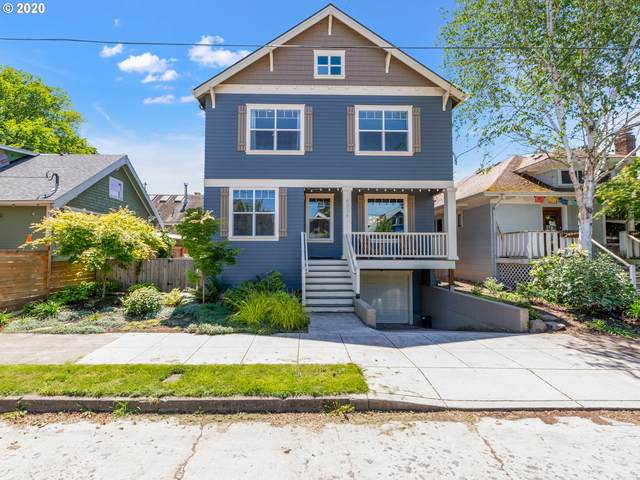 4034 SE Sherman St, Portland, OR 97214 (MLS #20477453) :: Holdhusen Real Estate Group
