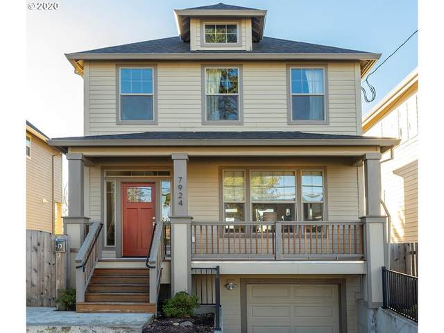 7924 SE Raymond St, Portland, OR 97206 (MLS #20477693) :: Next Home Realty Connection