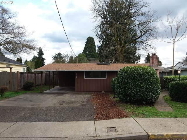5620 SE Meyers St, Milwaukie, OR 97267 (MLS #20477782) :: Next Home Realty Connection