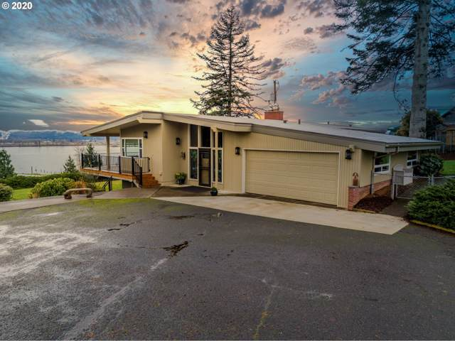 152 W Sr4, Cathlamet, WA 98612 (MLS #20478028) :: Townsend Jarvis Group Real Estate