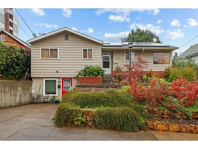 1817 SE Umatilla St, Portland, OR 97202 (MLS #20478253) :: Premiere Property Group LLC