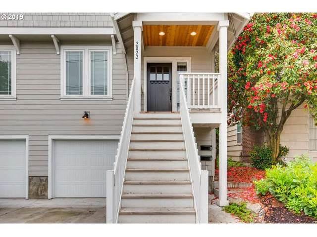 2022 SE Harold St, Portland, OR 97202 (MLS #20478488) :: McKillion Real Estate Group