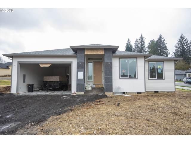 1703 SE 45TH Cir, Brush Prairie, WA 98606 (MLS #20478793) :: Next Home Realty Connection