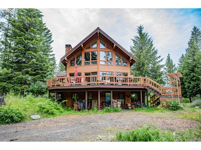 204 Mt Adams Rd, Trout Lake, WA 98650 (MLS #20478872) :: Stellar Realty Northwest