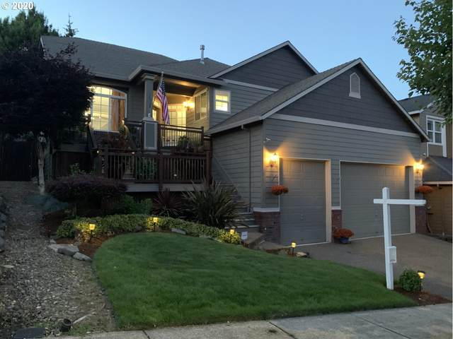 15739 SE Flavel Dr, Portland, OR 97236 (MLS #20478961) :: Holdhusen Real Estate Group