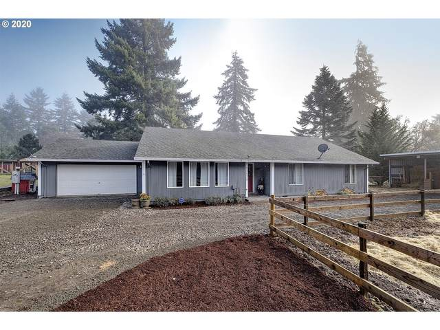 52520 NW Scofield Rd, Buxton, OR 97109 (MLS #20479000) :: TK Real Estate Group