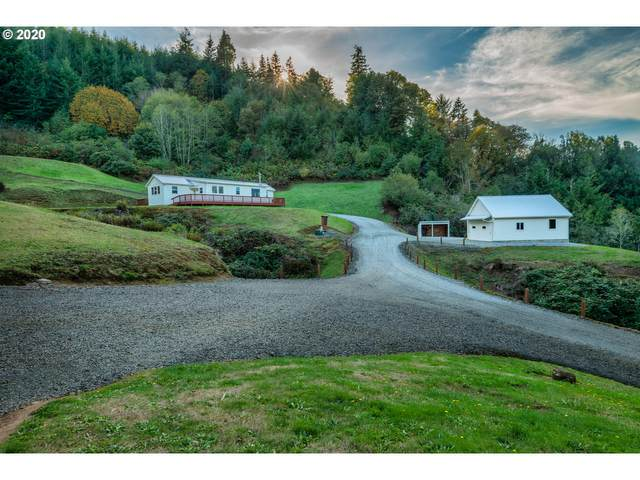 91454 Hwy 42 S, Bandon, OR 97411 (MLS #20479112) :: Townsend Jarvis Group Real Estate
