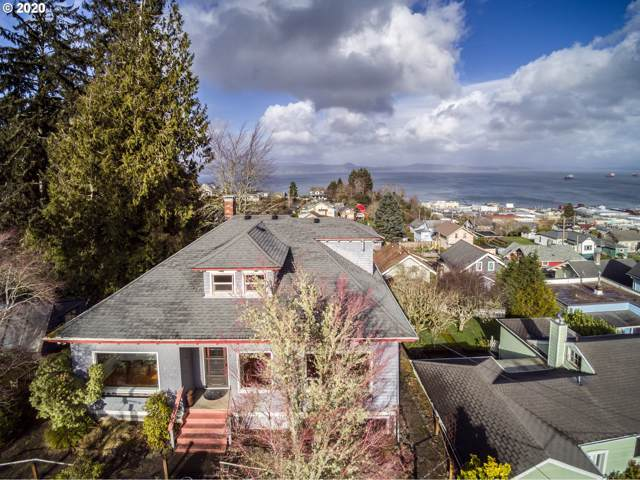 410 Harrison Ave, Astoria, OR 97103 (MLS #20479193) :: Song Real Estate