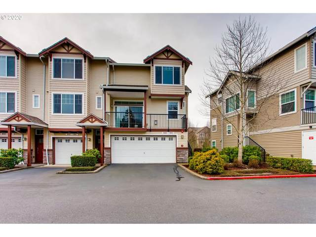 842 NW 118TH Ave #105, Portland, OR 97229 (MLS #20479780) :: Next Home Realty Connection