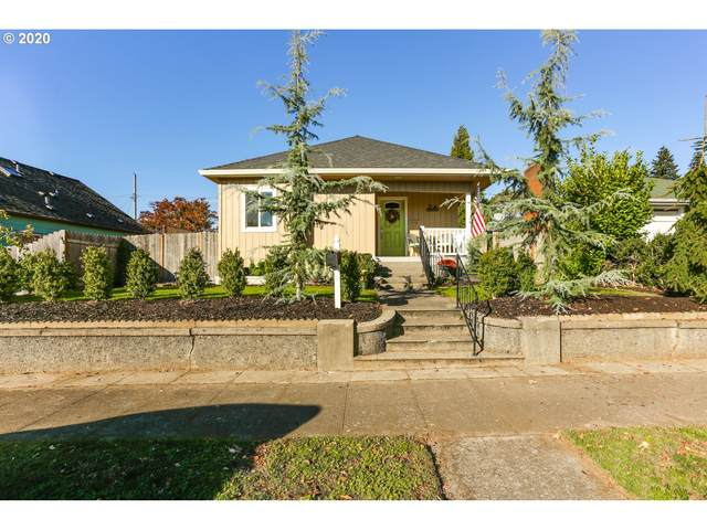 516 W 30TH St, Vancouver, WA 98660 (MLS #20479830) :: Fox Real Estate Group