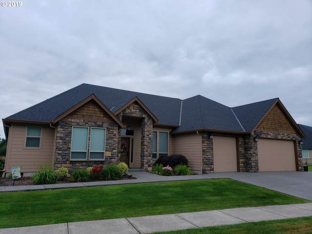 112 NE 28TH St, Battle Ground, WA 98604 (MLS #20479886) :: Fox Real Estate Group