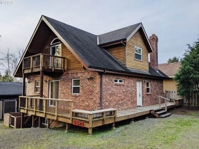 1521 Nehalem Ave, Rockaway Beach, OR 97136 (MLS #20479948) :: Townsend Jarvis Group Real Estate