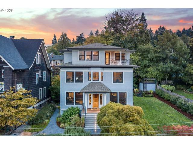 2936 NW Savier St, Portland, OR 97210 (MLS #20480169) :: Beach Loop Realty