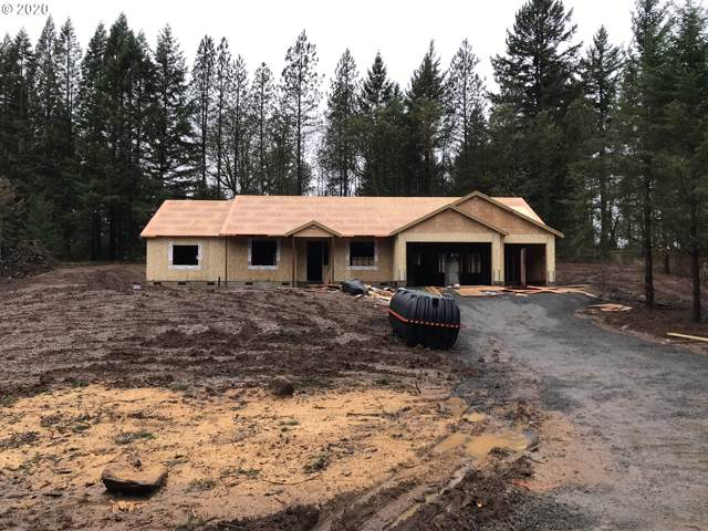 32071 NE Corral Creek Rd, Newberg, OR 97132 (MLS #20480565) :: Fox Real Estate Group