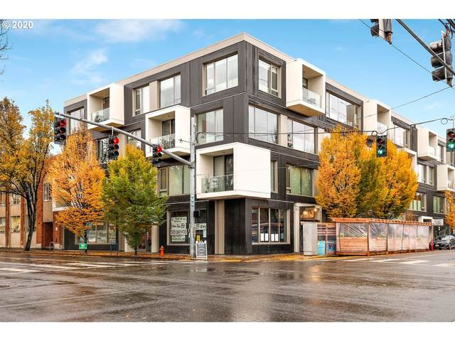 28 SE 28TH Ave #409, Portland, OR 97214 (MLS #20480893) :: McKillion Real Estate Group
