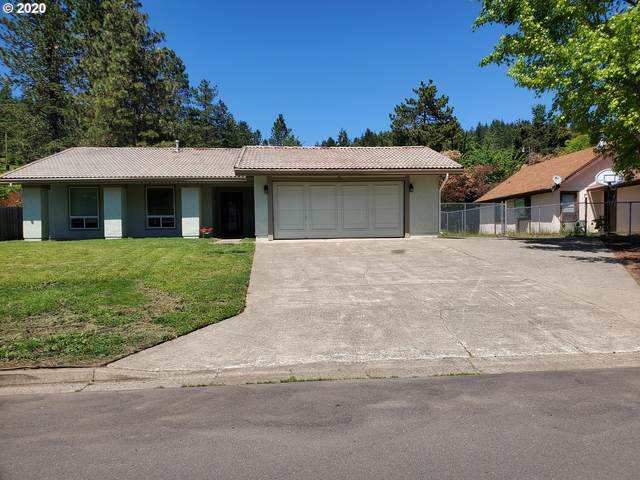 1301 E Fourth Ave, Sutherlin, OR 97479 (MLS #20481267) :: Townsend Jarvis Group Real Estate