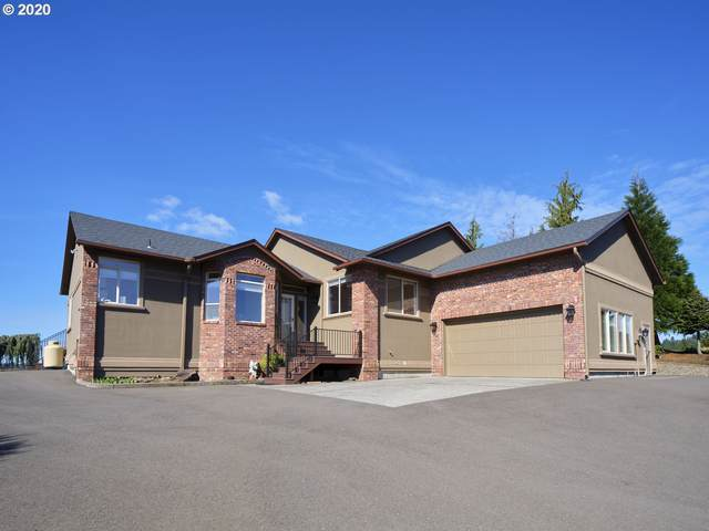 37420 NE 168TH Ave, Yacolt, WA 98675 (MLS #20481398) :: Cano Real Estate