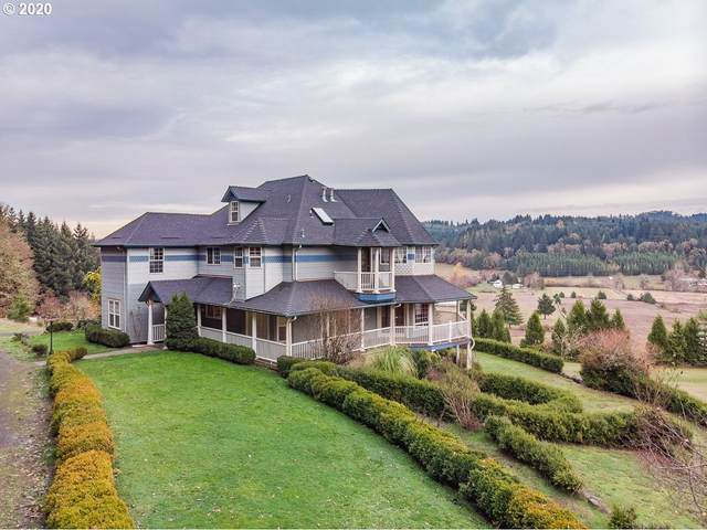 14599 Forest Hill Dr, Monmouth, OR 97361 (MLS #20481461) :: Coho Realty