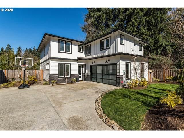 4743 Upper Dr, Lake Oswego, OR 97035 (MLS #20481865) :: Fox Real Estate Group