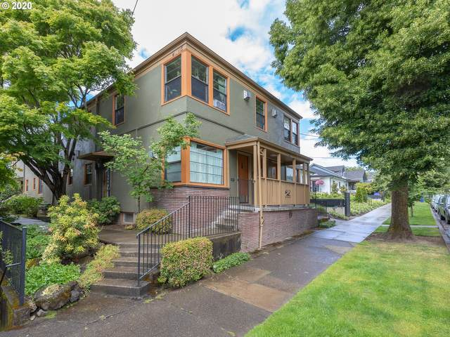 2105 SE Caruthers St #36, Portland, OR 97214 (MLS #20481903) :: Piece of PDX Team