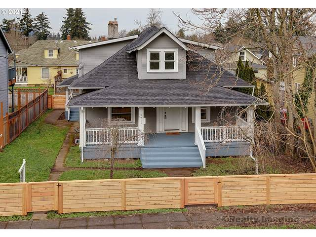 7711 SE Woodstock Blvd, Portland, OR 97206 (MLS #20482016) :: The Haas Real Estate Team