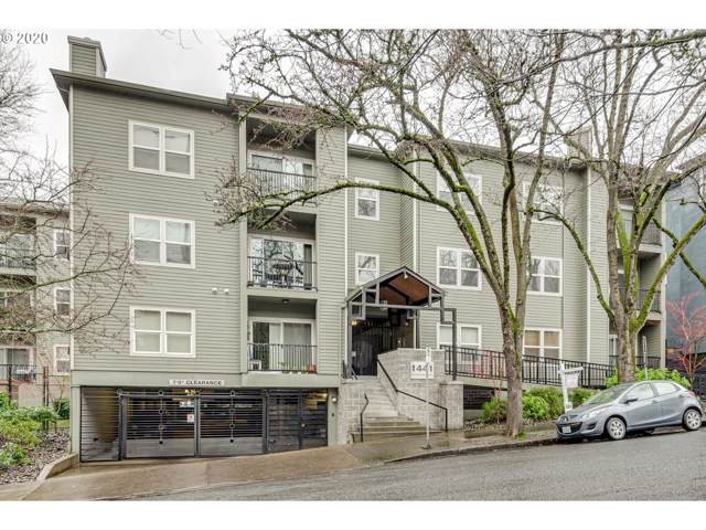 1441 SW Clay St #204, Portland, OR 97201 (MLS #20482729) :: Cano Real Estate