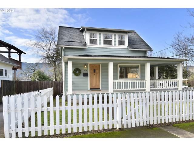 9436 N Willamette Blvd, Portland, OR 97203 (MLS #20482841) :: Change Realty