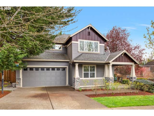 3564 NW Lansbrook Ter, Portland, OR 97229 (MLS #20482900) :: Change Realty