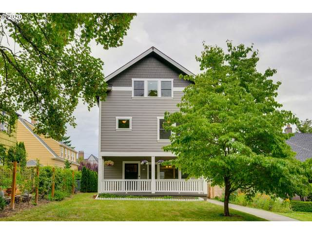 712 NE 43RD Ave, Portland, OR 97213 (MLS #20483090) :: Stellar Realty Northwest