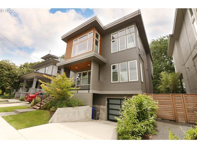 626 NE Going St, Portland, OR 97211 (MLS #20483605) :: The Liu Group