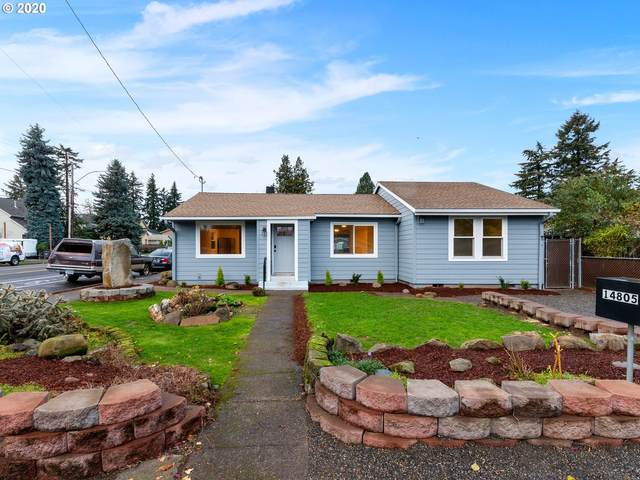 14805 SE Main St, Portland, OR 97233 (MLS #20483886) :: Fox Real Estate Group