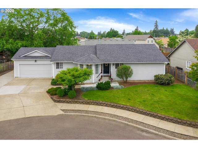 633 S Oak Pl, Canby, OR 97013 (MLS #20484031) :: Townsend Jarvis Group Real Estate