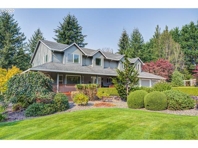 0 352ND Ave, Washougal, WA 98671 (MLS #20484332) :: Song Real Estate