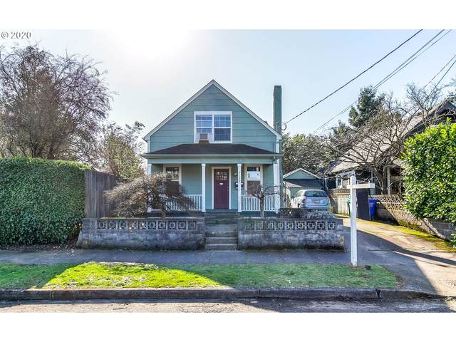 7130 SE Cora St, Portland, OR 97206 (MLS #20484576) :: McKillion Real Estate Group