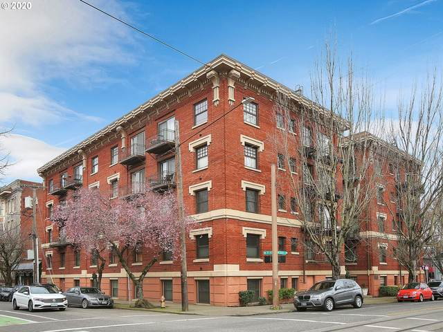 1829 NW Lovejoy St #509, Portland, OR 97209 (MLS #20484704) :: Beach Loop Realty